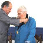 Universidad Bausate y Meza rindió homenaje a Maruja Venegas Salinas