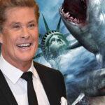 """David Hasselhoff: """"Sharknado 3"""" será la """"peor película que han visto"""""""