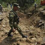Diez militares colombianos muertos en ataque guerrillero