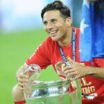 Claudio Pizarro es el extranjero más ganador del Bayern Múnich