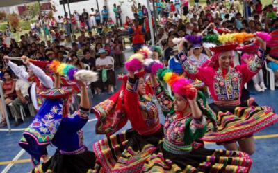 Diferentes parques zonales de Lima ofrecerán hoy una serie de actividades culturales para celebrar el Día Internacional de la Danza.