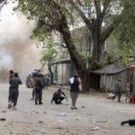 Afganistán: 34 muertos y 100 heridos por atentado suicida