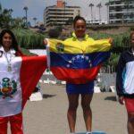 Sudamericano de aguas abiertas: Perú ganó medalla de plata