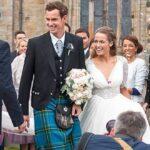 Tenista Andy Murray pasó al equipo de los casados