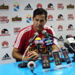 Sporting Cristal: Daniel Ahmed dice que se juegan la vida ante Guaraní