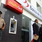 Banco de la Nación no atenderá al público este sábado 21 de marzo