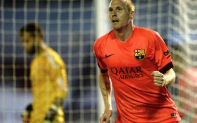 Barcelona puntero