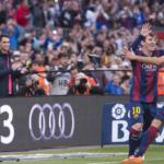 Barcelona humilla 6-0 a Getafe y ratifica liderato de la Liga
