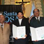 Universidad Jaime Bausate y Meza firma convenio con Radio Santa Rosa