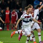 Copa Alemana: Bayern Múnich en semifinal del torneo