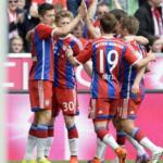 Bundesliga: Bayern Múnich vence 3-0 al Frankfurt y sigue líder en la Liga