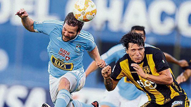 Mario Salas fue presentado como nuevo técnico de Sporting Cristal