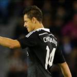 Real Madrid vence 4-2 al Celta con doblete de 'Chicharito' Hernández