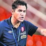 Sporting Cristal: Daniel Ahmed carga con la responsabilidad de la eliminación