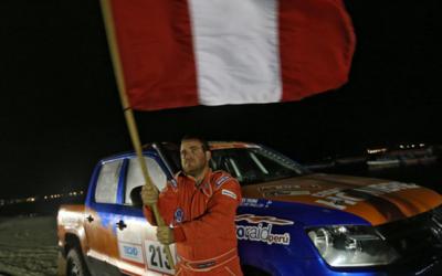 Dakar de nuevo en Perú