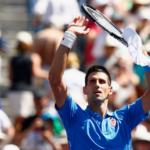 Novak Djokovic campeona en el Masters 1000 de Miami