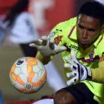 Pedro Gallese, figura de Juan Aurich ante San José por Copa Libertadores