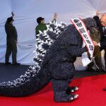 Japón: Tokio nombra a Godzilla ciudadano ilustre