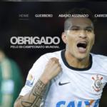 Paolo Guerrero: crean web para que se quede en Corinthians