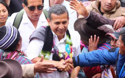 El presidente Ollanta Humala afirmó este sábado que la política educativa es fundamental para romper y derrotar a la pobreza.