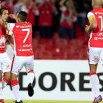 Independiente Santa Fe vence 3-1 al Atlas y sigue en la Copa Libertadores (VIDEO)