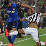 Juventus vence 1-0 a Monaco en cuartos de Champions League