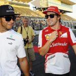 """Hamilton: """"Alonso es uno de los mejores que la Fórmula 1 ha visto"""""""