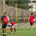Universitario de Deportes motiva a Luis Fernando Suárez