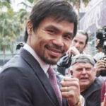 Manny Pacquiao: gran gesto humano antes de su pelea con Mayweather