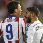 Mario Mandzukic: Destrozado por Sergio Ramos y Dani Carbajal