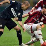 Liga italiana: Inter y AC Milan igualan 0-0 en el clásico