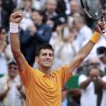 Djokovic derrotó a Nadal y jugará la final de Montecarlo