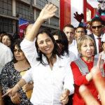 """Nadine Heredia: ven """"circo político"""" por caso Belaunde Lossio"""