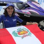 Paloma Noceda logra otro título mundial en motonáutica 2015