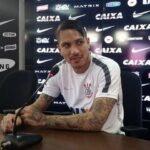 Corinthians: Paolo Guerrero pierde peso a causa del dengue