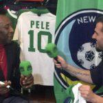 Pelé elige a Lionel Messi por encima de Cristiano Ronaldo