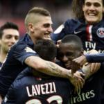 PSG goleó 6-1 a Lille y se convirtió en líder de la Liga francesa