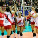 Selección Peruana de Vóley: fixture del Final Four Sub 18