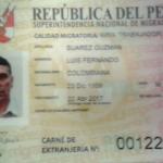 Universitario: Luis Fernando Suárez ya cuenta con visa laboral