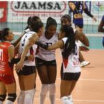 San Martín vence a Regatas Lima 3-0 por semifinales de la Liga Nacional de Vóley
