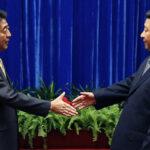 Abe y Xi Jinping se reúnen por segunda vez en 6 meses