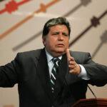 Alan García: acusación por 'narcoindultos' se verá en mayo