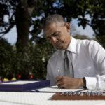 Obama: No hay amenaza mayor que el cambio climático