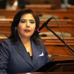 Ana Jara no postula a la reelección al Congreso
