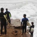 Costa Verde: multan a Emape por rocas en playa La Pampilla