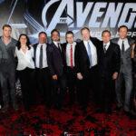 The Avengers 2: Age of Ultron y su avant premier (FOTOS)