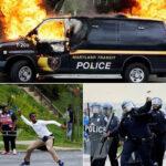 EEUU: 15 policías heridos tras disturbios en Baltimore (FOTOS)