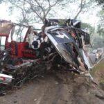 Bangladesh: mueren 25 personas en accidente de autobús