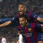 Barcelona vence 2-0 a PSG y avanza a semifinales de Champions League