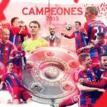 Bayern Múnich: Claudio Pizarro campeón de la Bundesliga